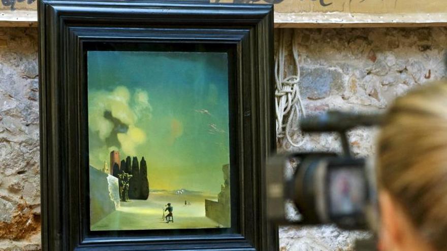 Figueres y Cadaqués homenajearán a Dalí en el 25 aniversario de su muerte