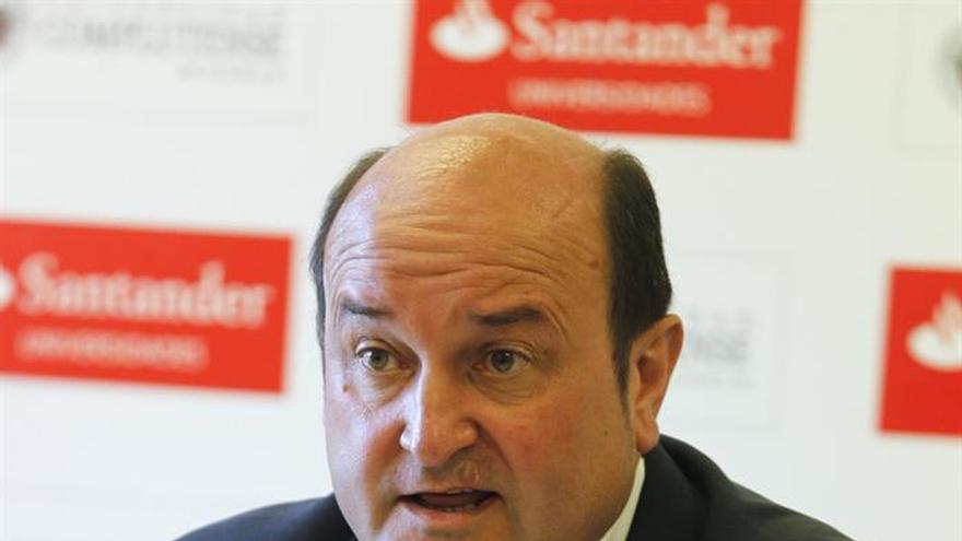 El PNV exige al PP voluntad para negociar el nuevo estatus para Euskadi