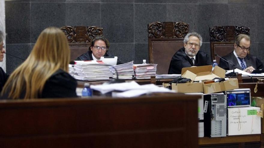 Del juicio del 'caso Kárate' #17
