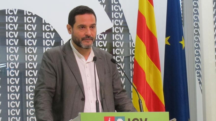 Josep Vendrell será cabeza de lista de ICV con el 88% de avales en primarias