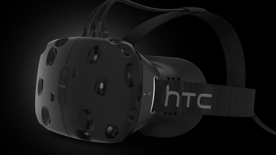 VIVE Valve realidad virtual