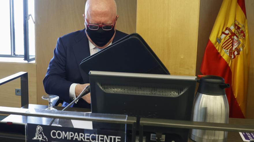 El juez de la Kitchen cita el miércoles a Villarejo y al exnúmero dos de Interior
