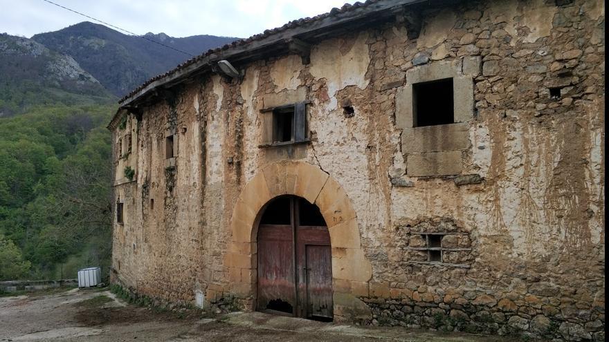 Casas solariegas de Vendejo.   HISPANIA NOSTRA