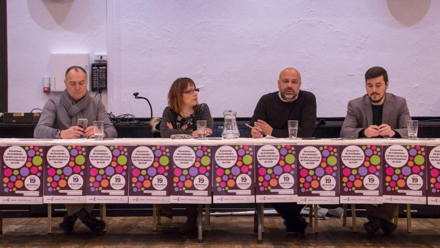 Segundo Encuentro de las Entidades Locales sobre la Ley de Participación Ciudadana