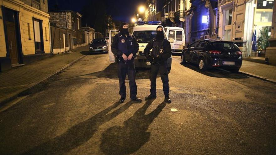 Condenados hasta a 16 años de cárcel los dirigentes de la célula de Verviers