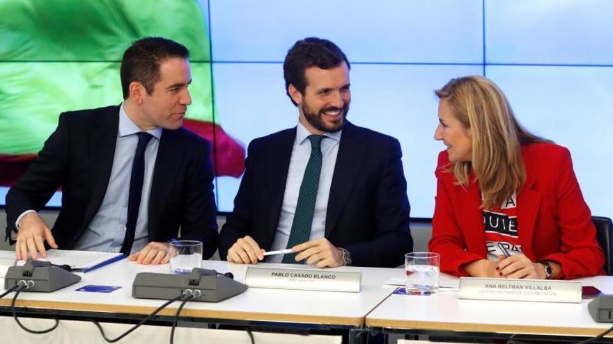 Los barones esperan a fijar en la Ejecutiva la estrategia del PP tras el 10N