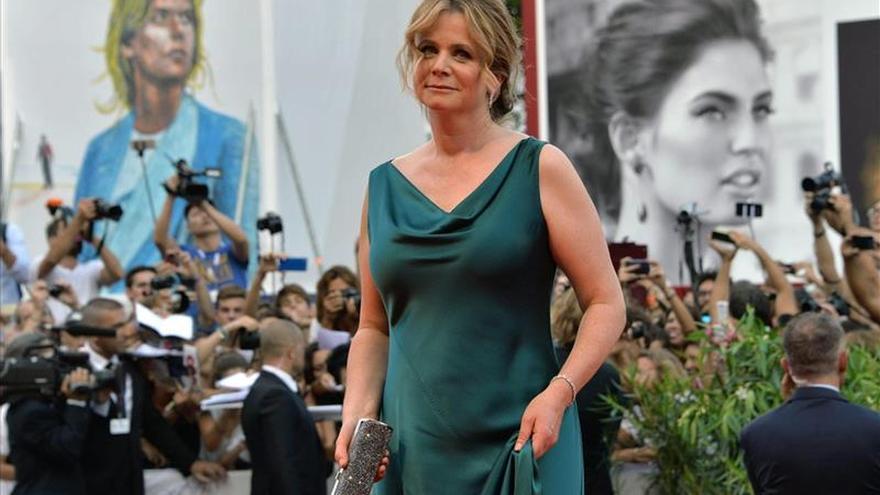 La actriz británica Emily Watson Premio Donostia del Festival de Cine