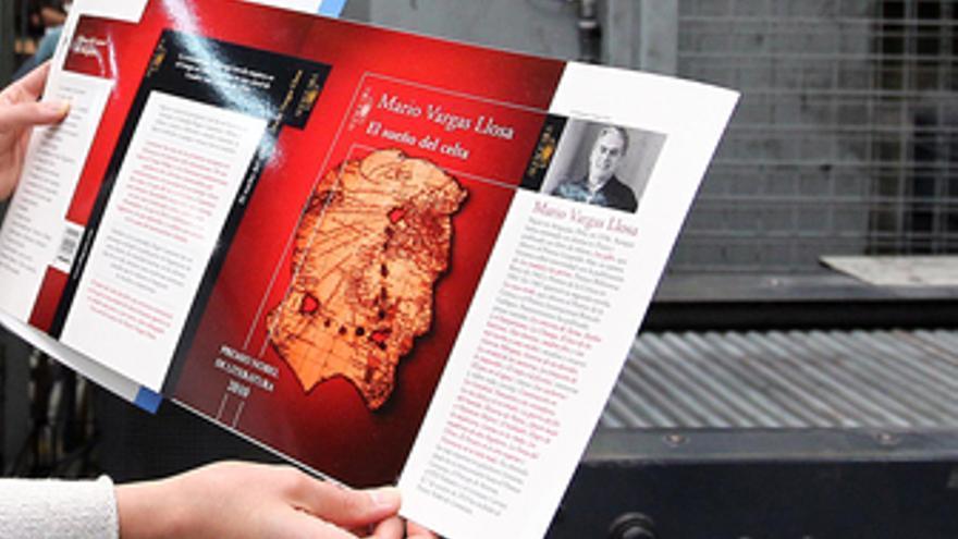 'El sueño del celta' de Vargas Llosa
