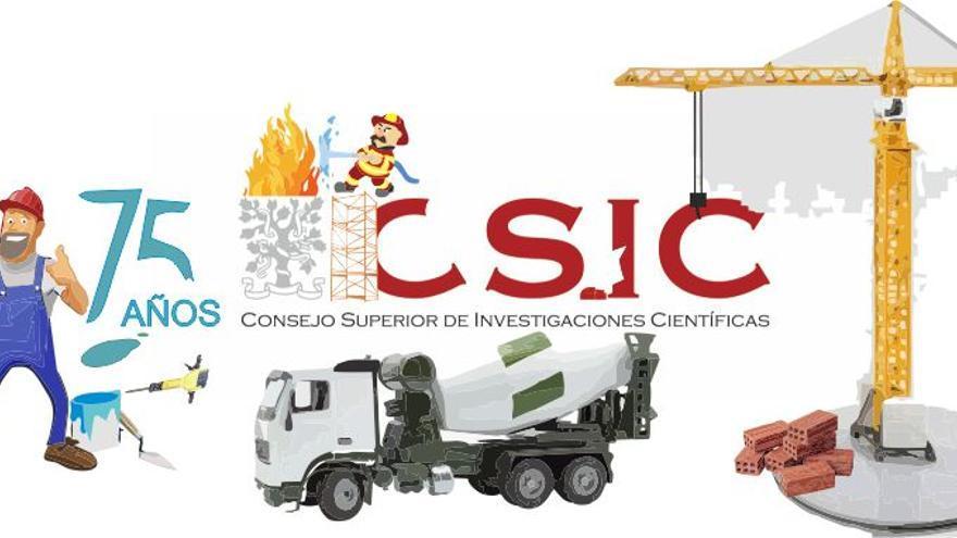 CSIC en obras por Ángel Perez