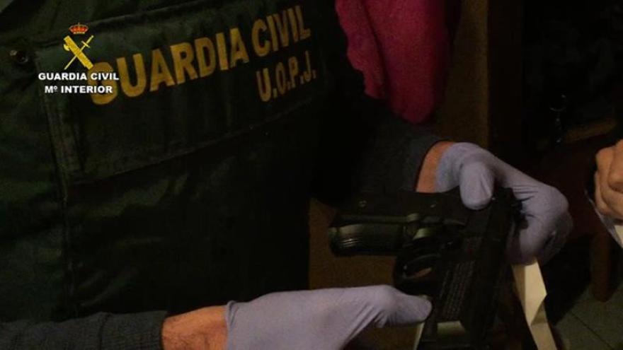 Cinco detenidos por matar a un hombre que entró a robar en un cultivo de marihuana