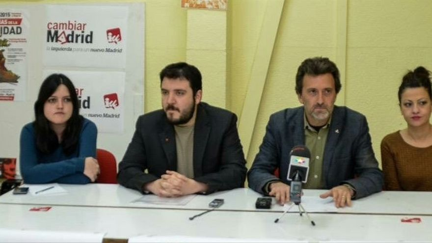 El 90% de los militantes de IU que han participado en la consulta de Valiente refrenda que vaya con Ahora Madrid