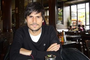 Antonio Sañudo, miembro del Observatorio Callejero | Foto: A.P