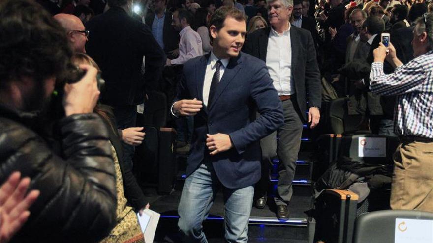 Rivera rechaza la corrupción y la política clientelar en Andalucía