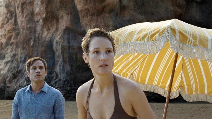 """Gael García Bernal, número uno en los cines de EE.UU. con """"Old"""""""