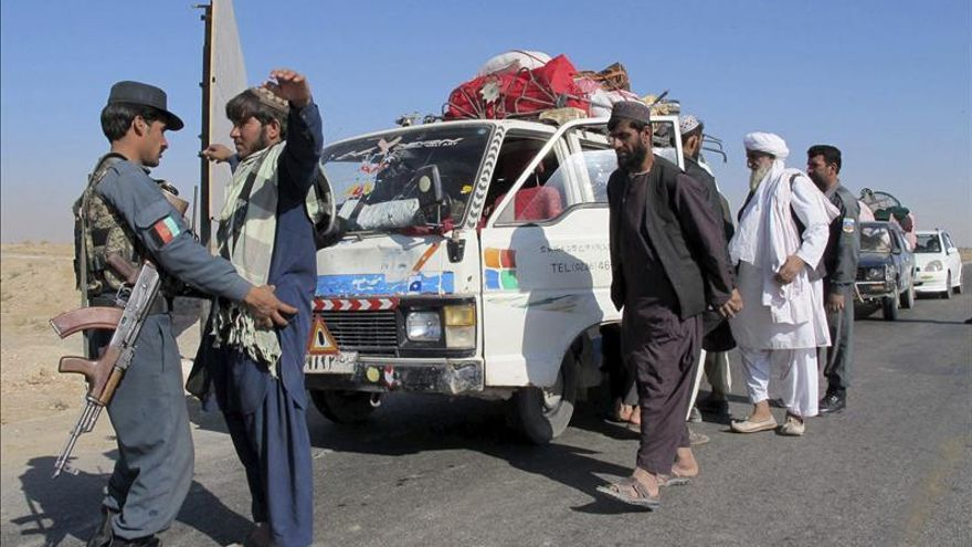 Los talibanes atacan un edificio utilizado por extranjeros en Kabul