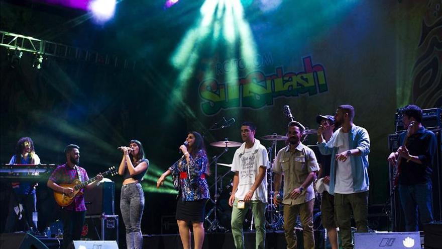 Seis artistas españoles homenajean a Marley y muestran su apoyo al Rototom