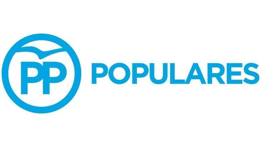 El PP renueva su logo enmarcando sus siglas en un círculo, como hace Podemos