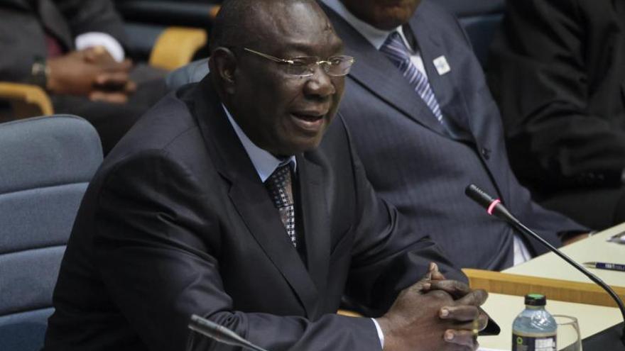 El expresidente centroafricano Djotodia llegó a Cotonu