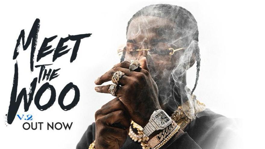 imagen promocional del rapero Pop Smoke