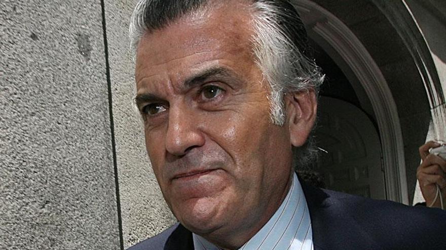 El extesorero del PP, Luis Bárcenas / EUROPA PRESS