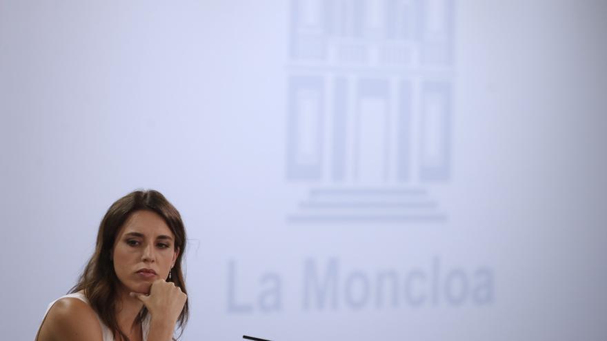 Irene Montero apuesta por una empresa pública de energía para reducir precios