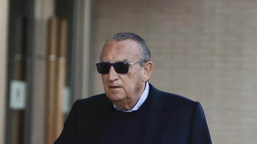 Desaconsejan por tercera vez la libertad condicional pedida por Carlos Fabra