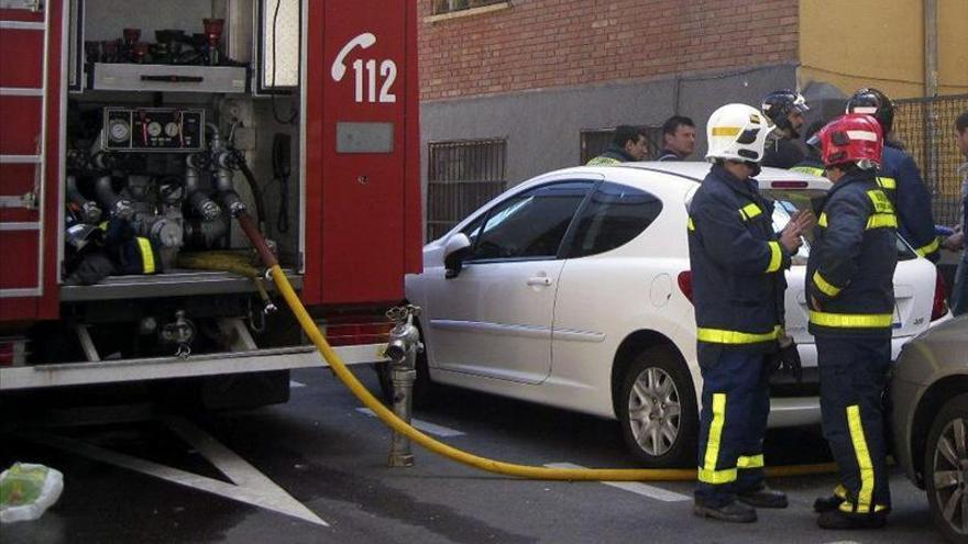 Muere una mujer de 93 años en un incendio en su domicilio de Sestao (Bizkaia)