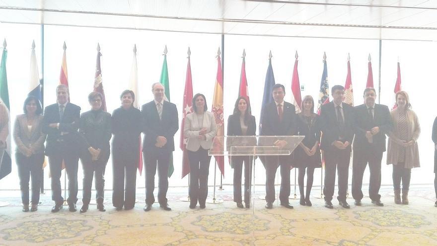 Los presidentes del Senado y de los parlamentos autonómicos se reúnen este fin de semana en Asturias