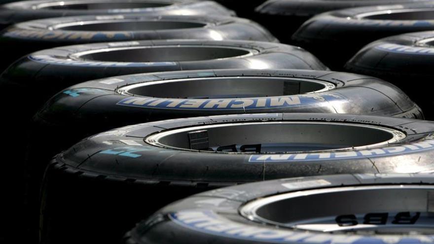 La Guardia Civil elige a Michelin como proveedor de neumáticos