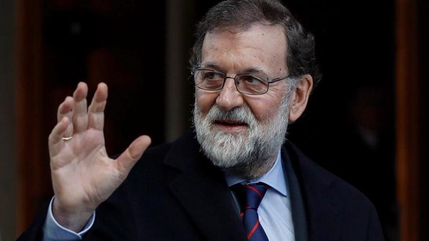 Rajoy analiza con Merkel la situación alemana y prevé verse con May en Londres