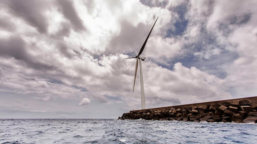 Un aerogenerador de Gamesa bate el récord mensual de producción de una turbina en España.