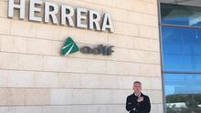 Herrera, una encrucijada de caminos con parada de AVE