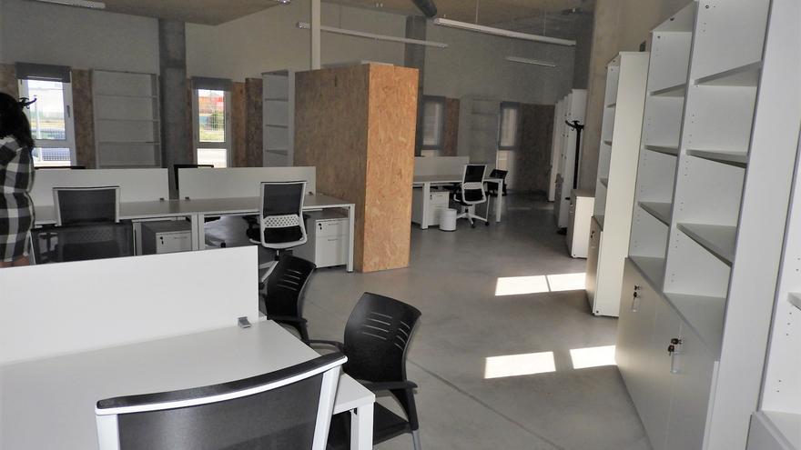 Coworking en Manzanares
