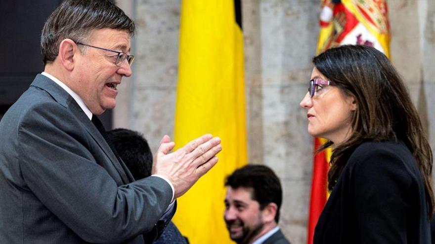 Ximo Puig destaca la posición unánime del Consell contra el terrorismo