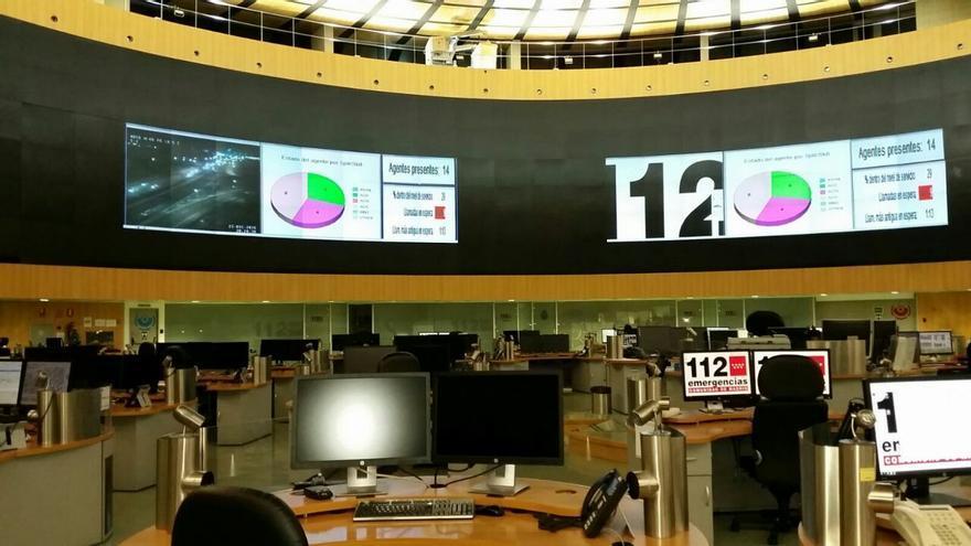 Instalaciones del 112