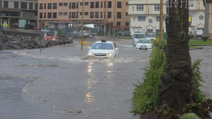 De las lluvias en Puerto del Rosario #2