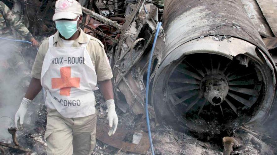 Se estrella un avión no tripulado de la misión de la ONU en la RD Congo