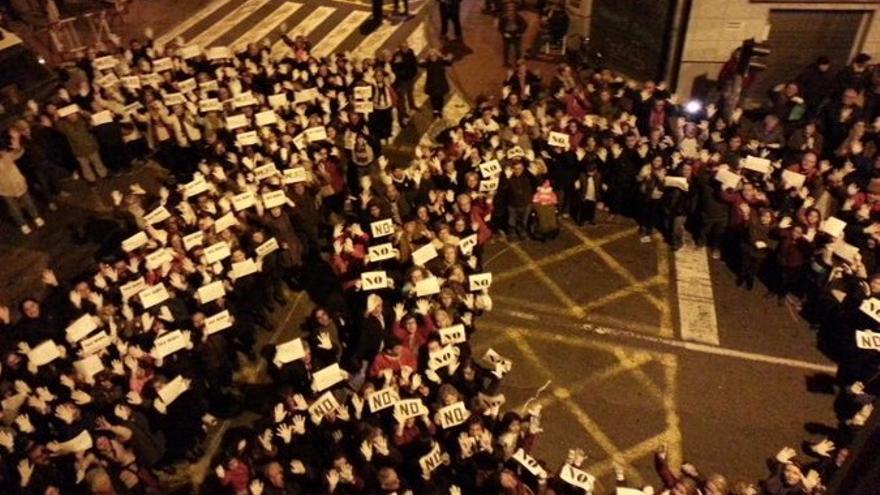 70 días de protestas
