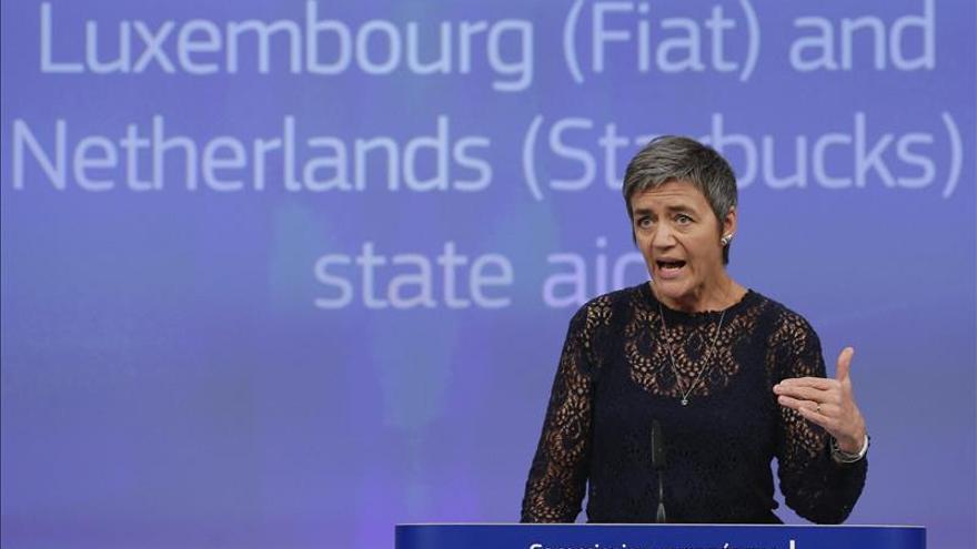 La CE exige a Fiat y Starbucks devolver hasta 30 millones por acuerdos fiscales