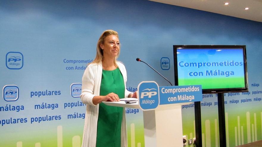 Carolina España encabezará la lista del PP de Málaga al Congreso