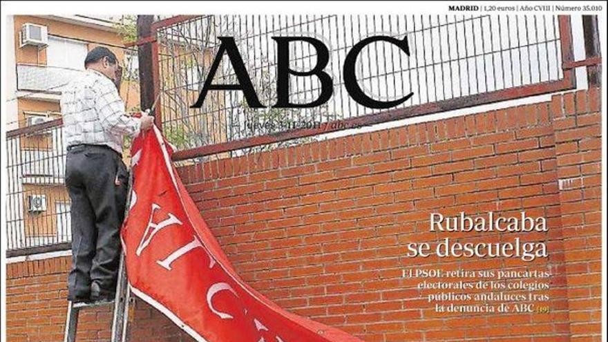 De las portadas del día (03/11/2011) #6
