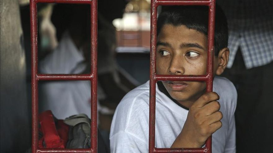 Liberados 56 menores sometidos a explotación infantil en la India