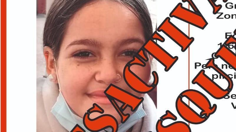 Desactivada la búsqueda de Moneiba Bañez