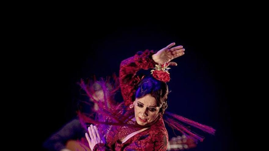 """Eva Yerbabuena """"hila"""", pero no fusiona, el flamenco con la tradición japonesa"""