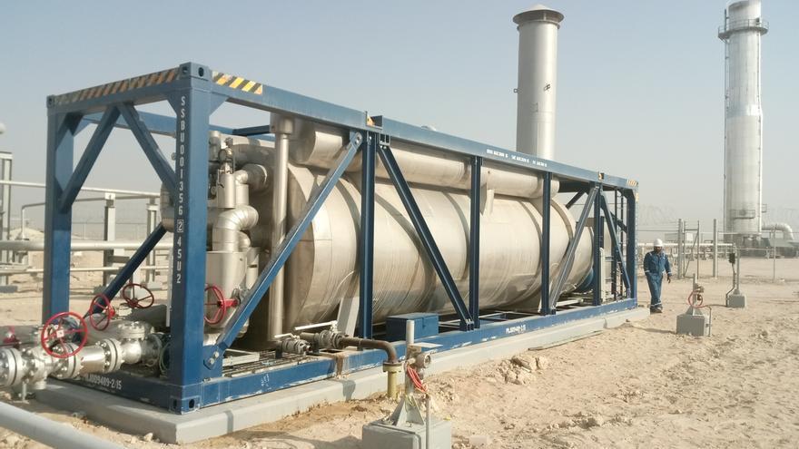E&M Combustión suministrará quemadores industriales para sendos proyectos petrolíferos en India y Kazajistán