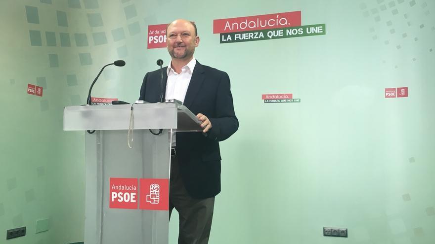 """El PSOE-A no da """"credibilidad"""" a la """"hipótesis"""" del Congreso del PSOE y advierte que los ciudadanos """"no lo entenderían"""""""