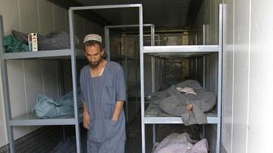Atentado afganistán