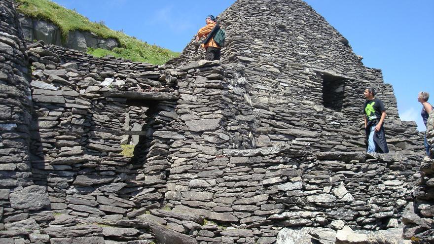 El monasterio de San Miguel de Skellig se hizo mundialmente célebre gracias a la Guerra de Las Galaxias. highlander411