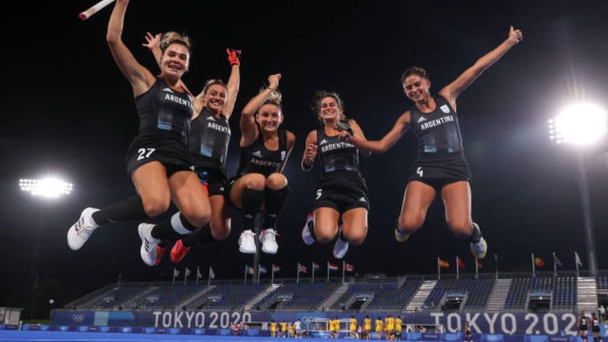 Las Leonas, en otra final olímpica.