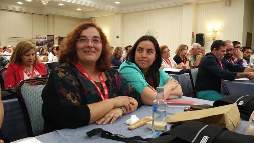 Marisol Salazar CCOO Extremadura